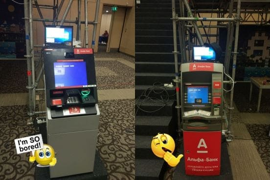PHDays 8: cash-hungry hackers refuse to Leave ATM Alone